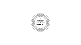 Logo My chef is smart
